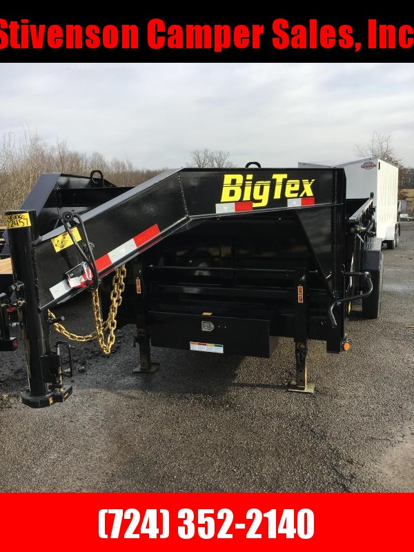 2018 Big Tex Trailers