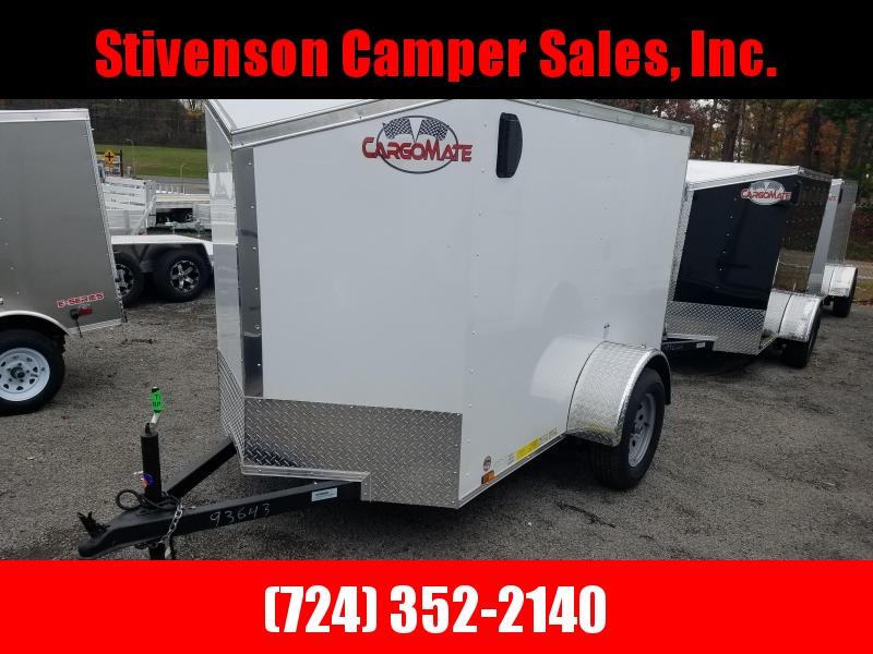 2018 Forest River Inc. EHW58SA Enclosed Cargo Trailer