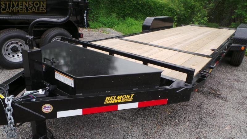 2015 Belmont SSTD22-14 Equipment Trailer