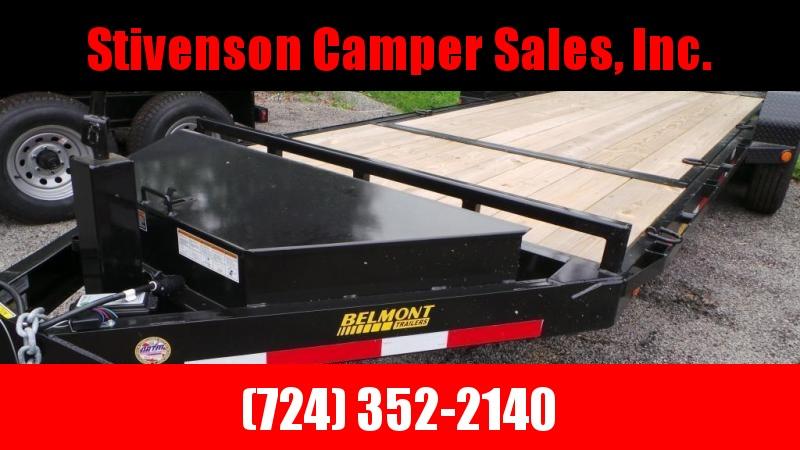 2015 Belmont SSTD22-14 Equipment Trailer