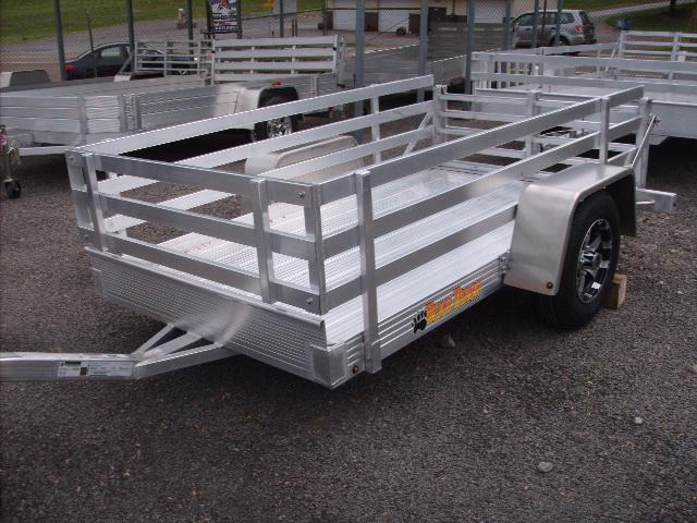 2017 Bear Track Products BTU53X96S Utility Trailer