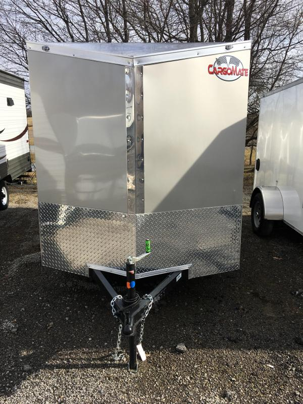 2018 Cargo Mate 6X12 Single Axle