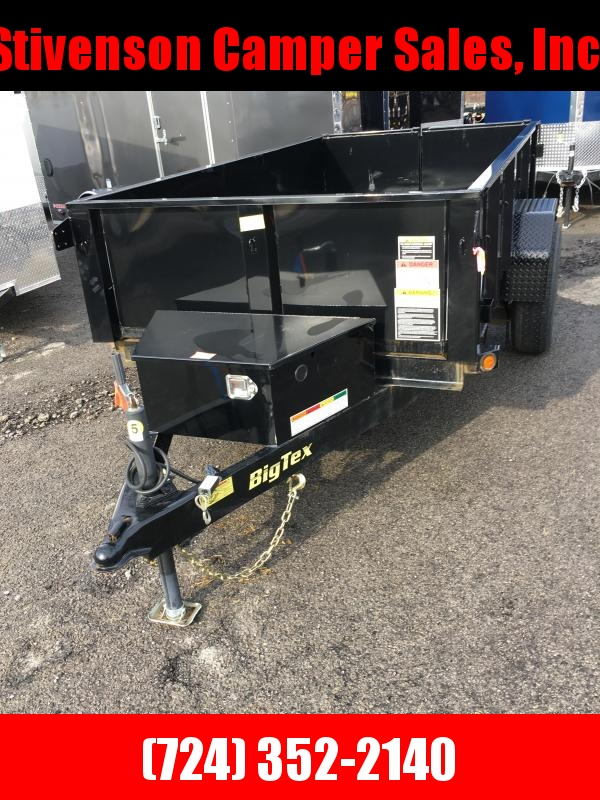 2017 Big Tex Trailers