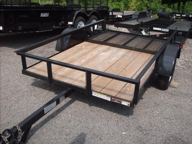 2018 Currahee L508.13 Utility Trailer