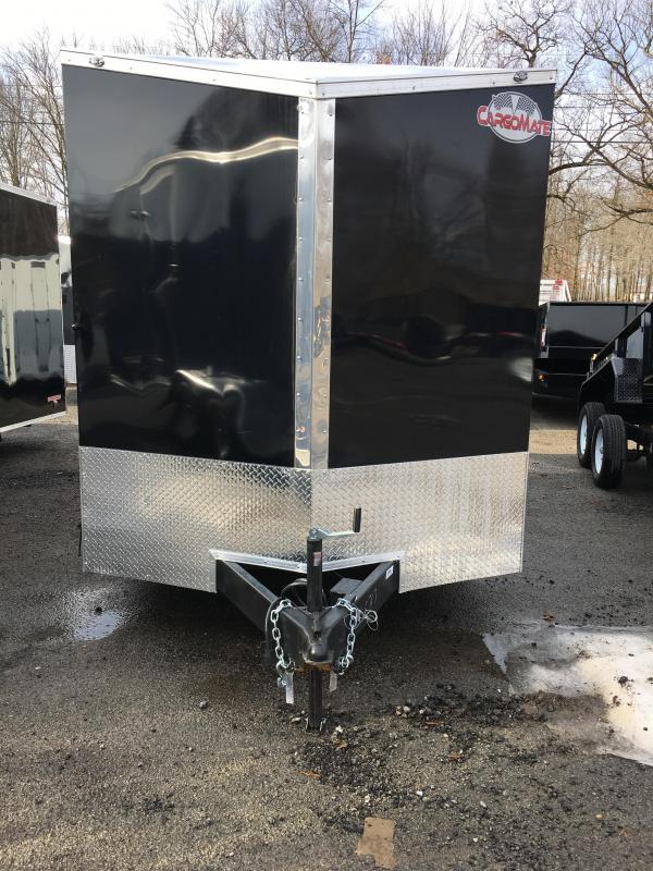 2018 Cargo Mate 7X16 Tandem Axle
