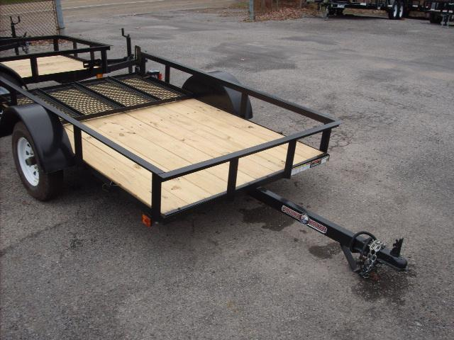 2017 Currahee L508.13 Utility Trailer