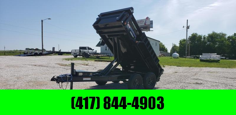 2019 LOAD TRAIL 60X10 TANDEM DUMP TRAILER