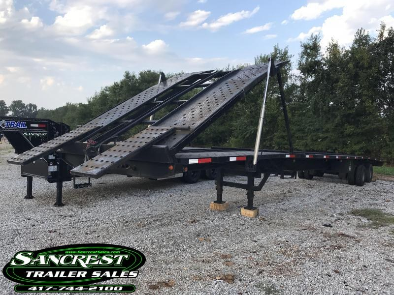 2014 Take 3 Trailers PRO AIR W/TILT 4 CAR HAULER