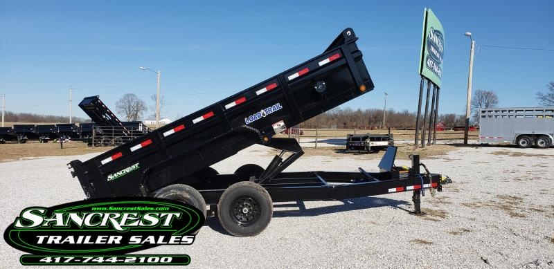 "2019 Load Trail 83"" x 14' Tandem Axle Dump LOW-PRO"