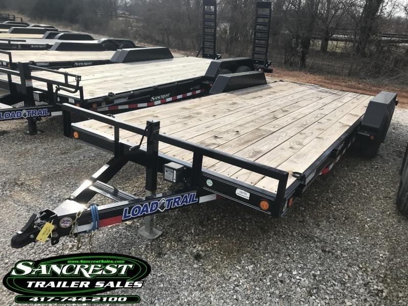 2018 Load Trail 83x20 CAR HAULER w/5200 axles