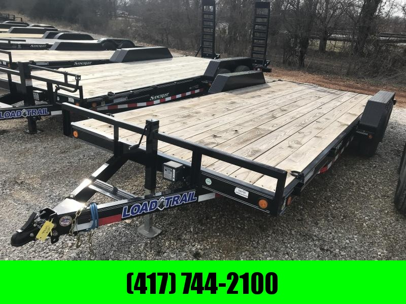 2018 Load Trail 83x20 CAR HAULER w/5200 axles