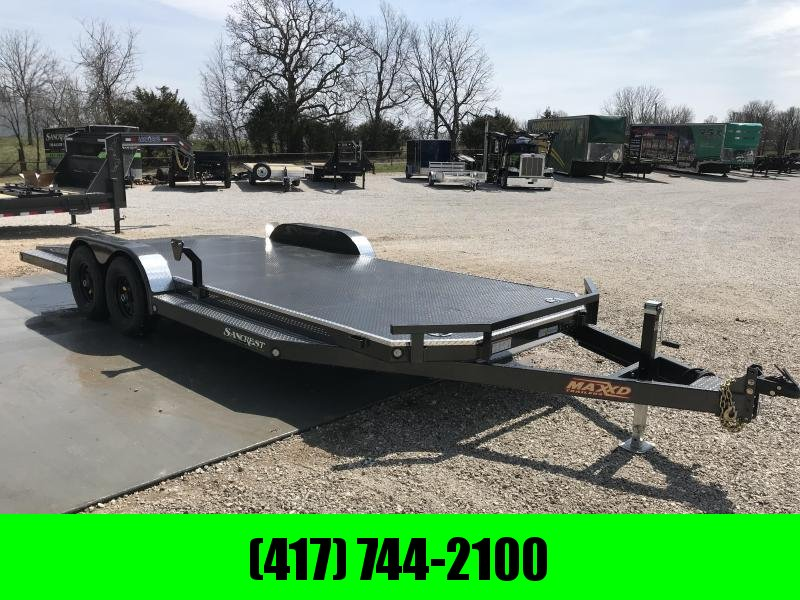 2019 MAXXD 83x20 N5X TANDEM CAR HAULER W/5200 AXLES AND TRIM PACKAGE