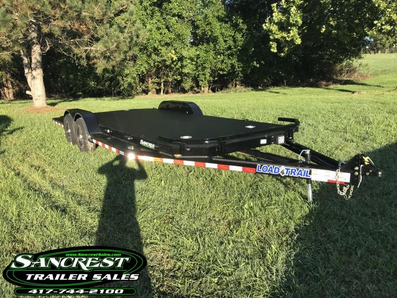 2018 Load Trail 83x20 SPORT HAULER W/5200# AXLES