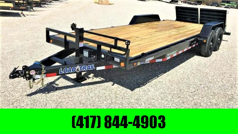 "2019 Load Trail 83"" x 22' Tandem Axle Carhauler 7Ks"
