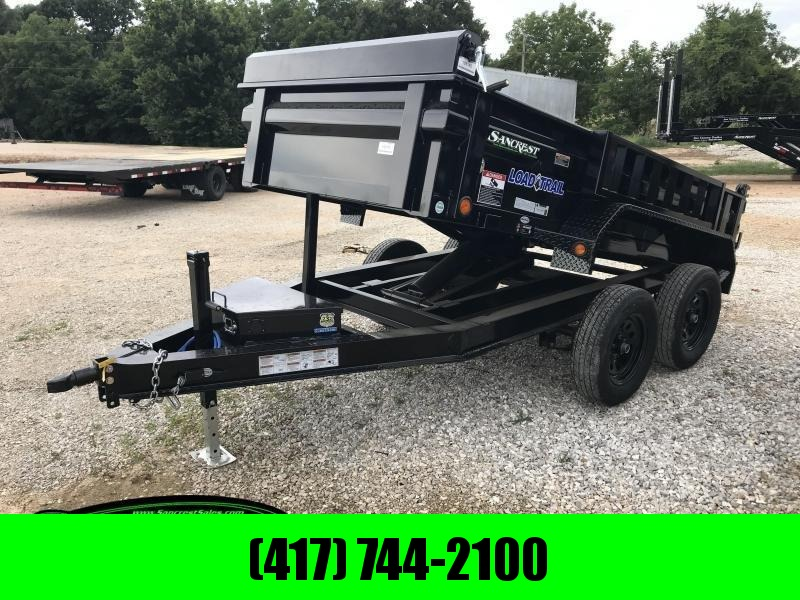 2019 Load Trail 60x10 Dump Trailer