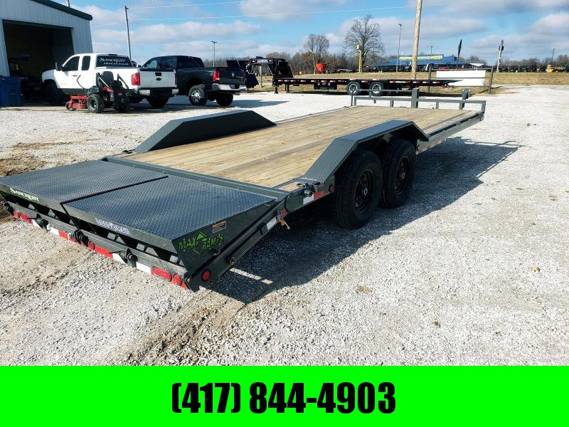 2019 Load Trail CAR HAULER Equipment Trailer