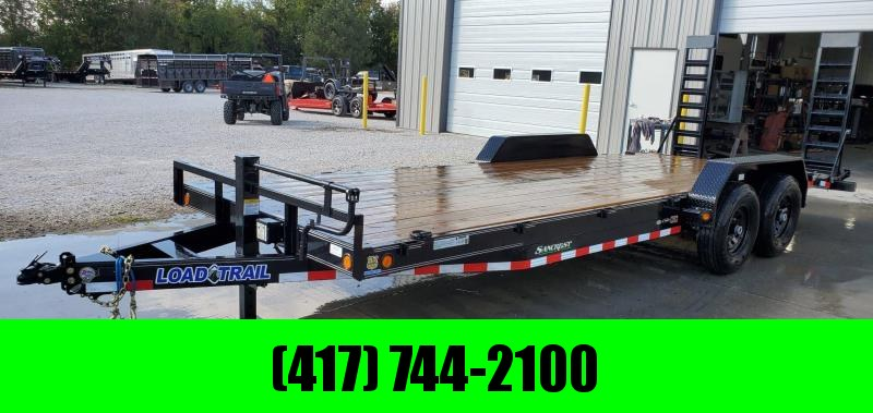 2019 Load Trail 83X22(20+2) TANDEM 14K CAR/EQUIPMENT HAULER