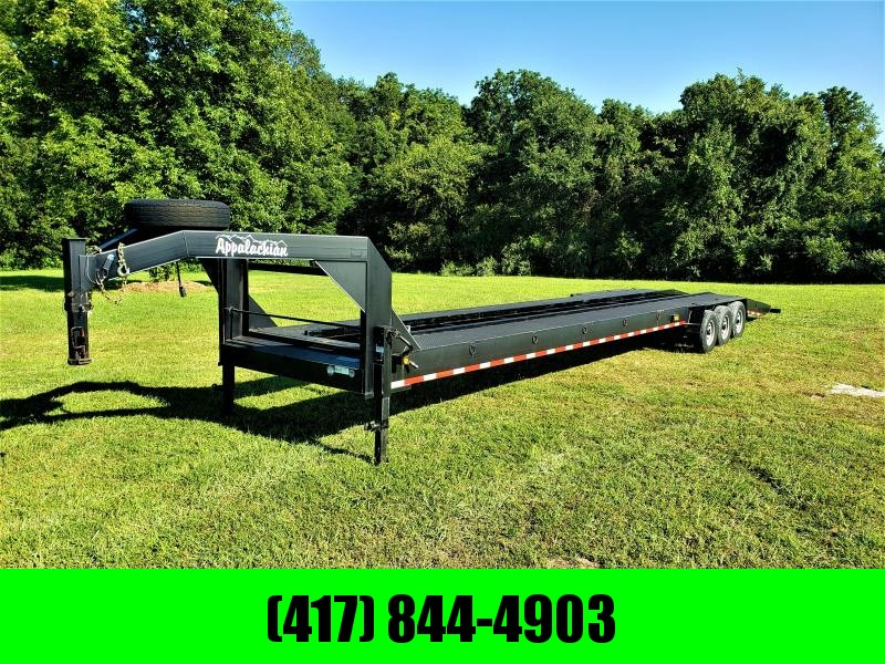 2016 APPALACHIAN GOOSENECK CAR HAULER 43FT.