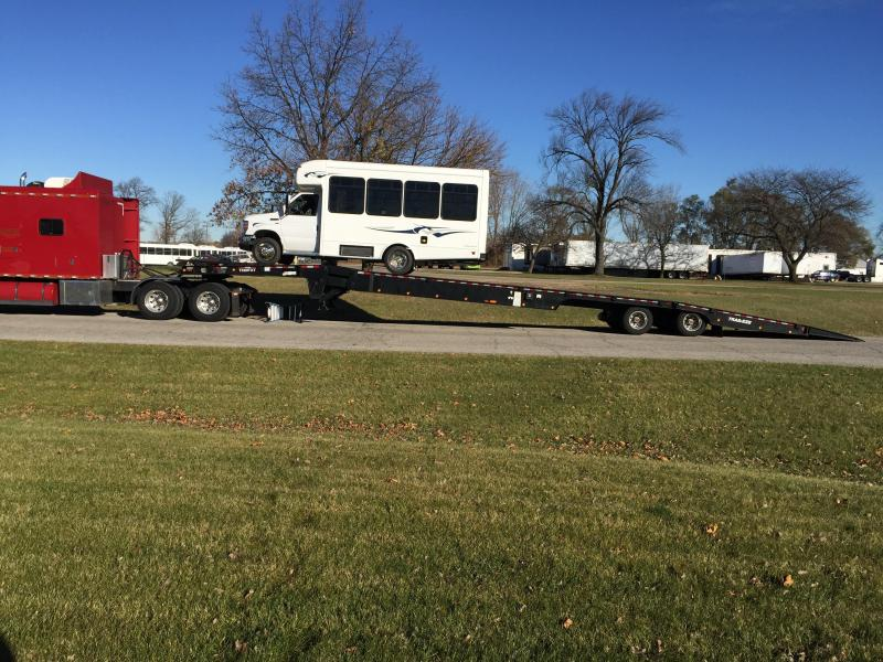 2016 Trail-EZE TE80TXTS53 Equipment Trailer