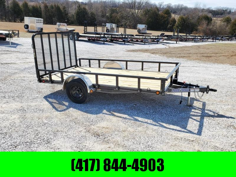 "2020 Load Trail  83"" x 12' Single Axle (4"" Channel Frame)"