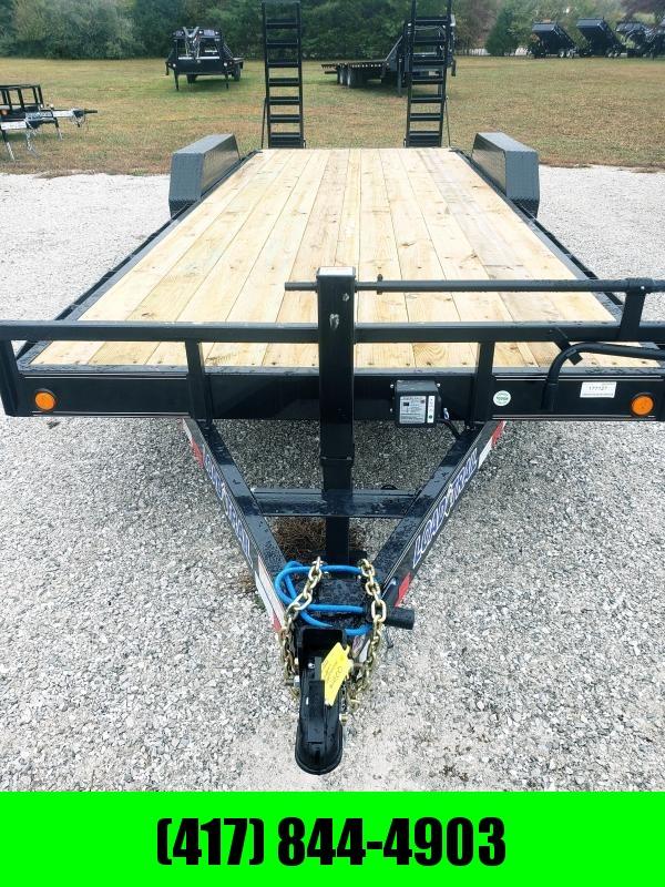 """2019 Load Trail 83"""" x 20' Tandem Axle Carhauler W/ 5200 LB AXLES"""