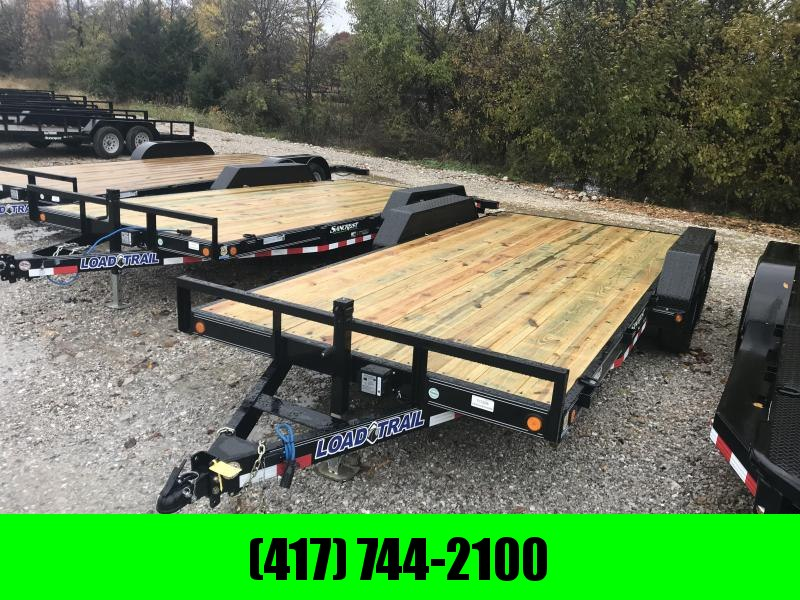 2019 Load Trail 83X18 CAR HAULER W/5200 AXLES