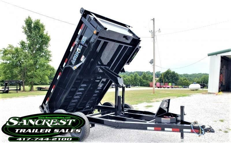 "2019 Load Trail 72"" x 12' Tandem Axle Dump (SALE)"