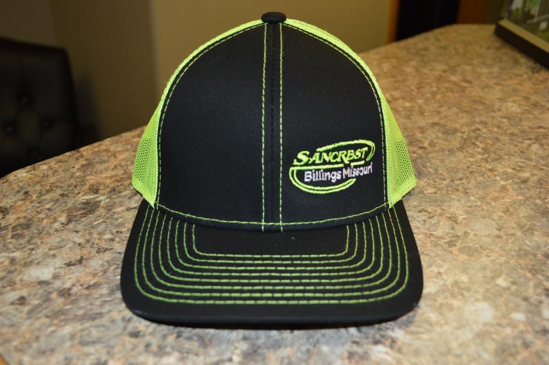 Sancrest Neon Hat