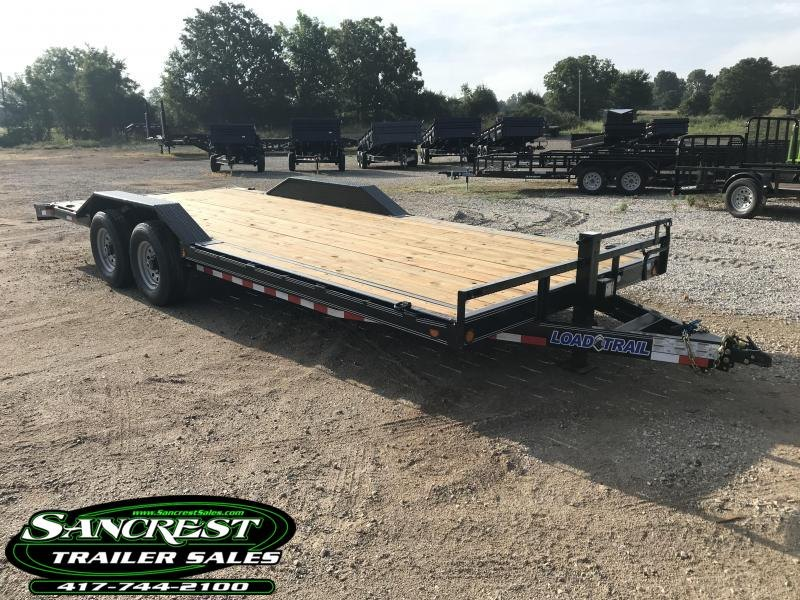 2019 Load Trail 102X22 CAR HAULER  W/7K AXLES