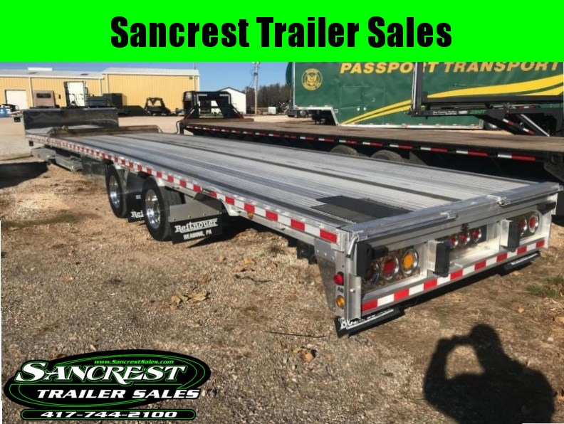 2016 Other BIG BUBBA Flatbed Trailer