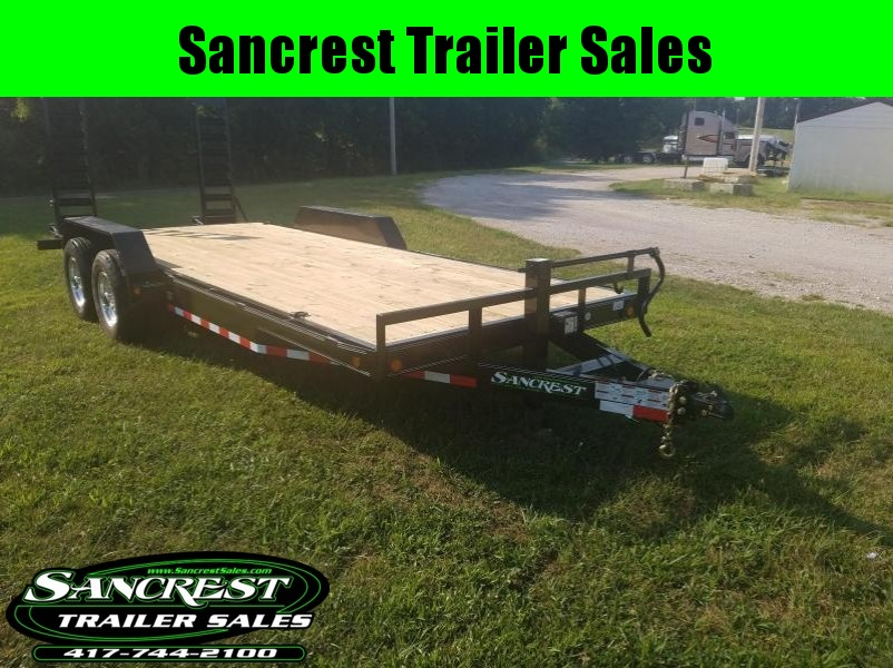 2017 Load Trail Car Hauler / Equipment Trailer