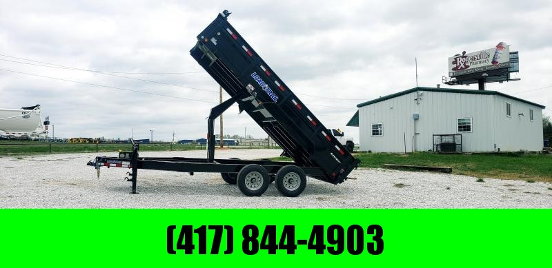 2019 Load Trail 83 X 16 DUMP TRAILER W/ 7Ks