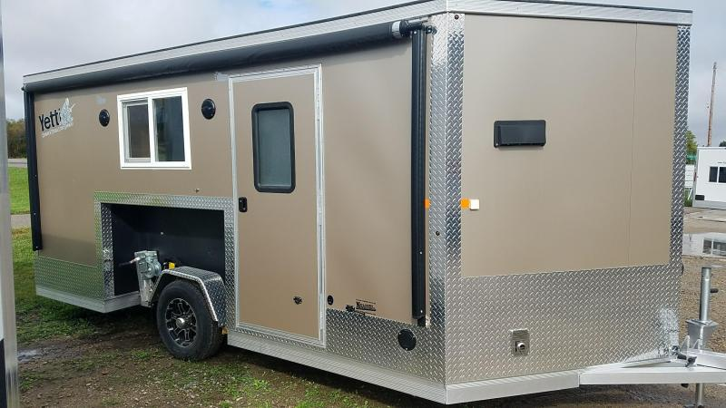 2016 Yetti 8 x 16 Xcursion RV/ Fish House