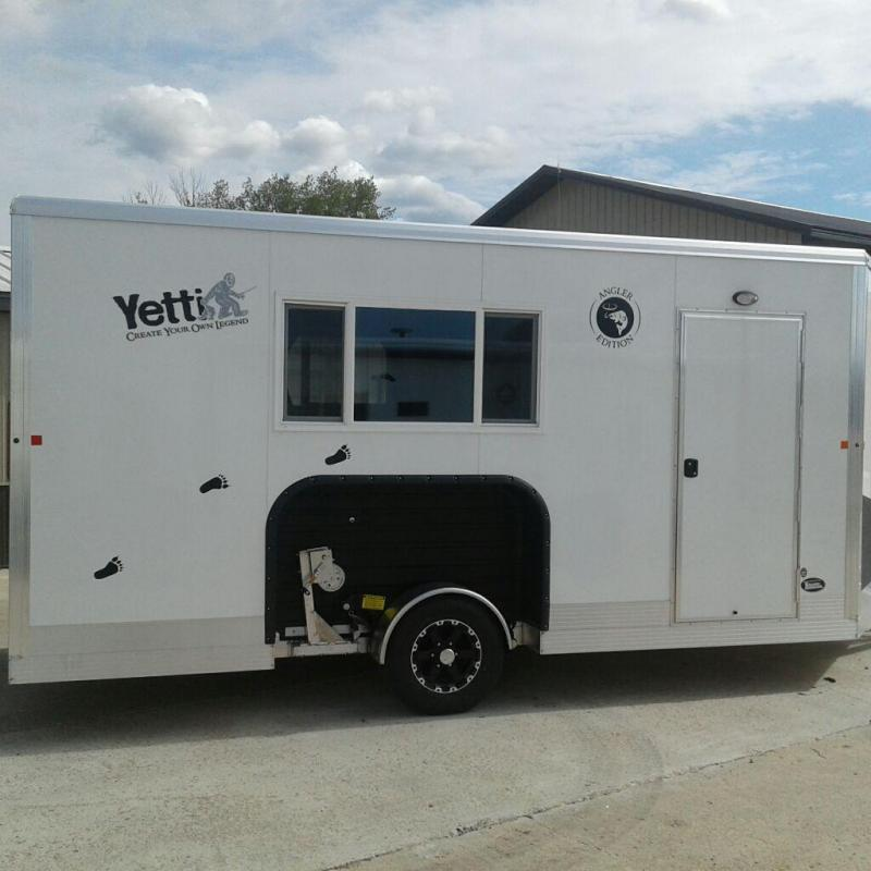 2018 Yetti A816-DK Angler Edition