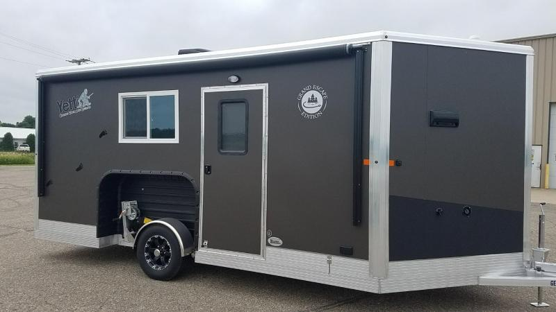 2018 Yetti GE816-PKH Grand Escape Edition