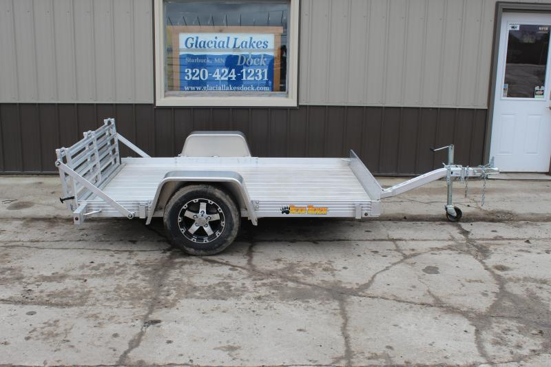 2017 Bear Track Products 65X96 Utility Trailer