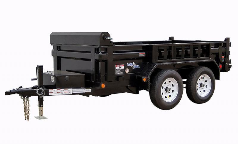 "2020 Load Trail 60"" X 10' Tandem Axle Dump Dump Trailer"