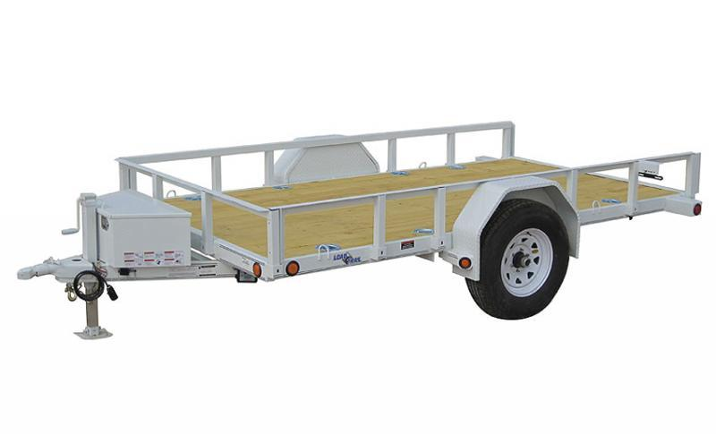 "2020 Load Trail 83"" X 14' Single Axle"