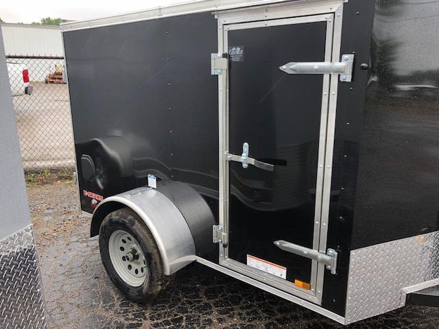 2019 Cargo Mate EHW58SA Enclosed Cargo Trailer