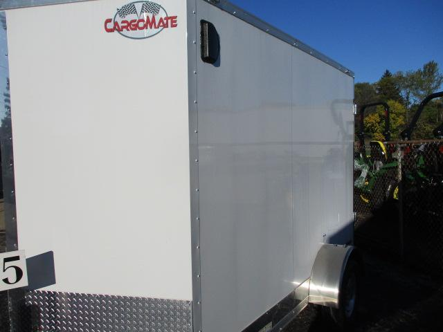 2019 Cargo Mate EHW610SA Enclosed Cargo Trailer