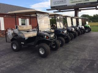 2018 E-Z-Go Golf Carts