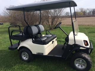 2019 Cushman SHUTTLE Golf Cart