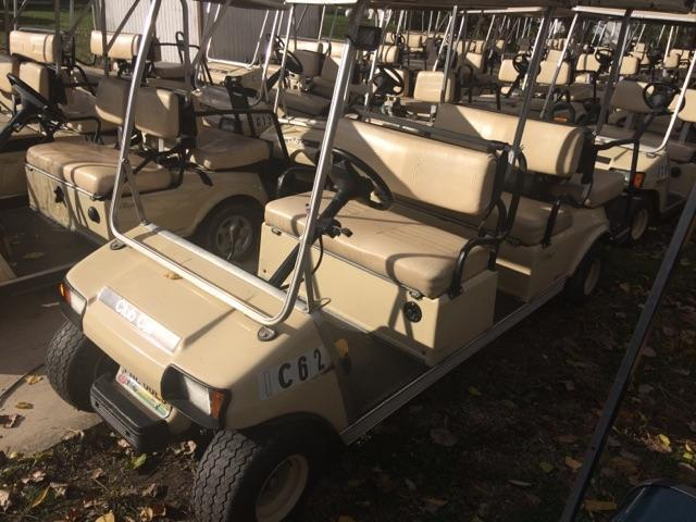 2011 Club Car Gas