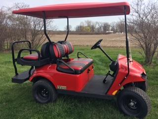 2019 Textron Off-Road EZGO VALOR Golf Cart