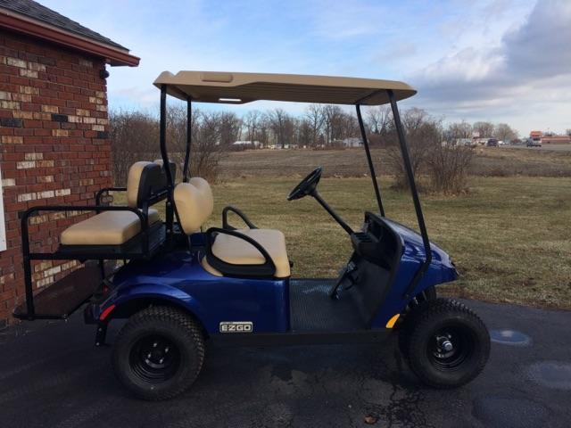 2017 E-Z-Go Valor Gas Golf Cart
