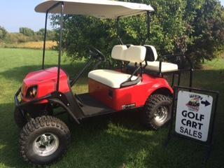 2018 Cushman SHUTTLE 2 + 2 Golf Cart