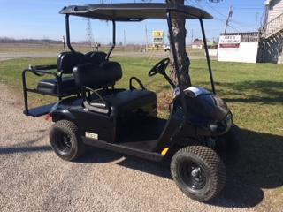 2017 E-Z-Go Valor Golf Cart