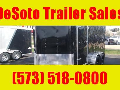 2020 Doolittle Trailer Mfg BL7X147K Enclosed Cargo Trailer