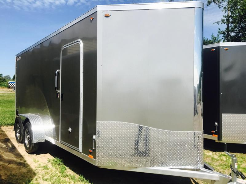 2017 Legend 719FTV Enclosed Cargo Trailer