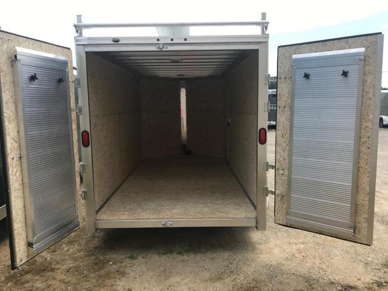 2017 CargoPro Trailers 7X14 CONTRACTORS SPECIAL! Enclosed Cargo Trailer